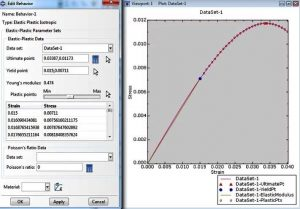 Calibration of material models02