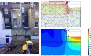 Advantage of simulation and geotechnical analysis: