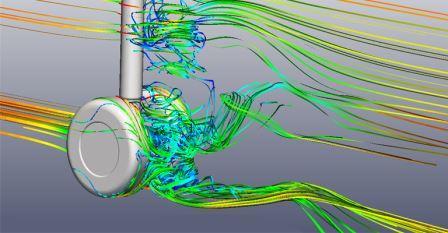 Wind tunnel test01