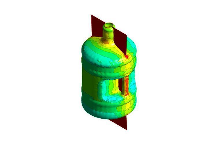 معرفی نرم افزار پلی فلو (ANSYS PolyFlow) – شبیه سازی فرآیند های قالب گیری